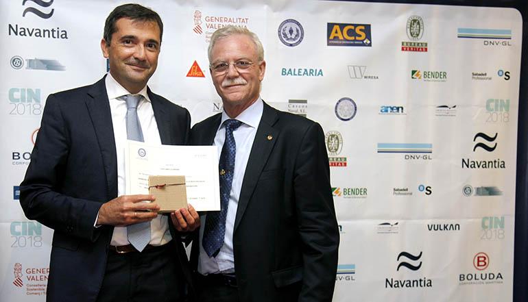 Segundo premio del 57 congreso de ingenier a naval e for Arquitectura naval e ingenieria maritima